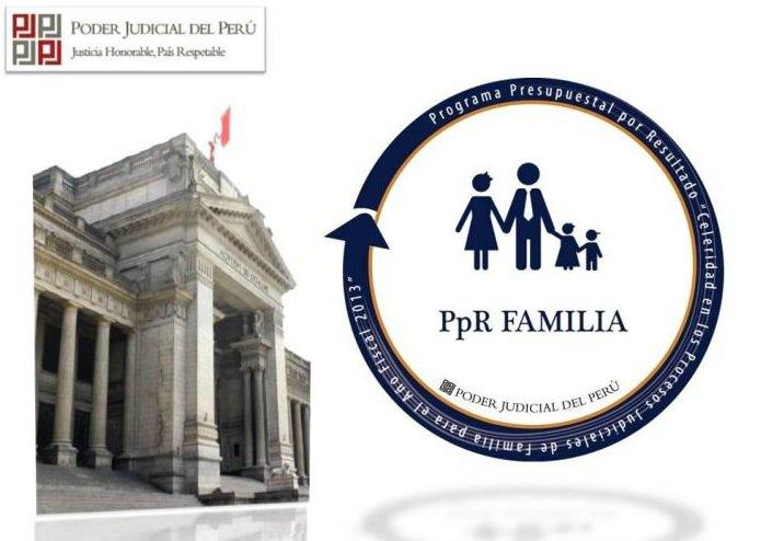 Invitación del Poder Judicial del Perú