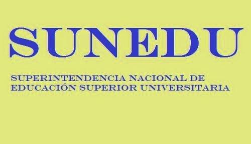 Para su conocimiento: Oficio de la SUNEDU