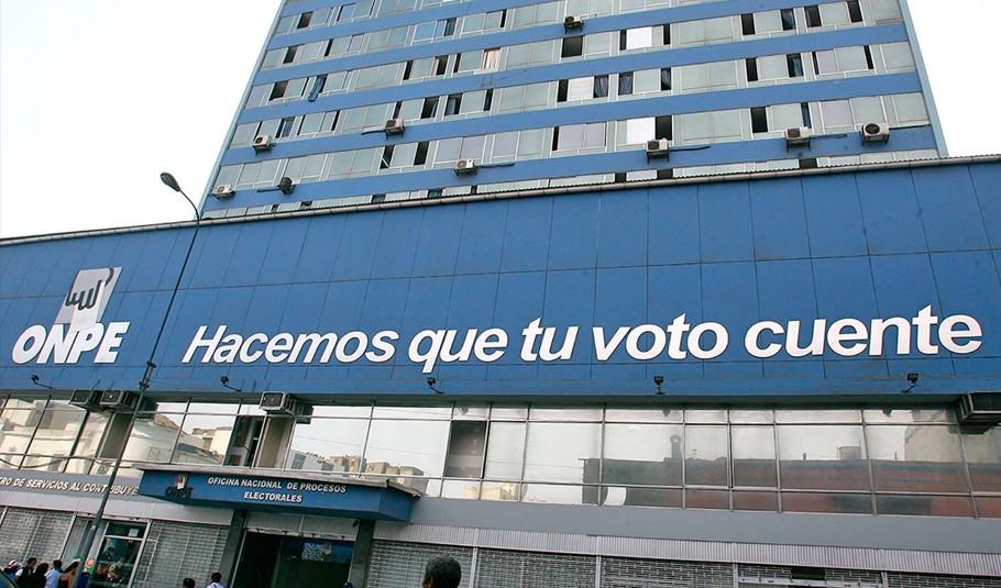 OFICIOS DE LA ONPE DIRIGIDOS AL CPPe – ELECCIONES DEL CNM