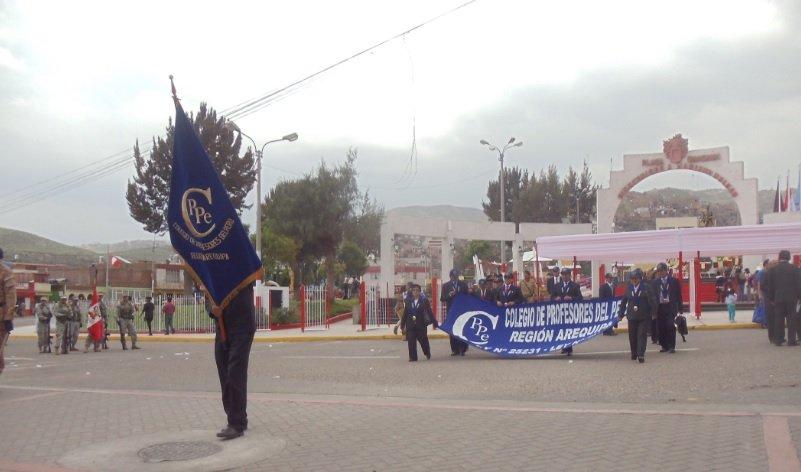 CPPe AREQUIPA – Ceremonia por el Bicentenario de la Muerte de Mariano Melgar