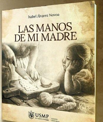 Invitación -Presentación de libro Las Manos de mi Madre