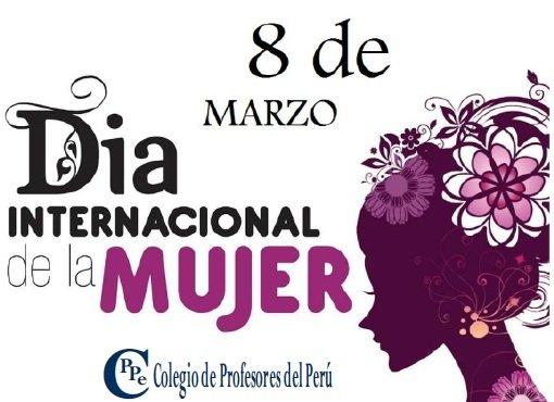 A LAS MAESTRAS, EDUCADORAS PROFESIONALES, UN SALUDO POR EL DÍA INTERNACIONAL DE LA MUJER