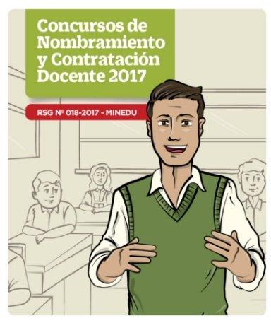 concurso de nombramiento y contrataci n docente 2017