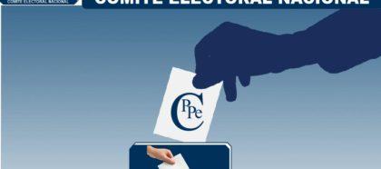 CRONOGRAMA DE LAS ELECCIONES REGIONALES DEL CPPe 2017