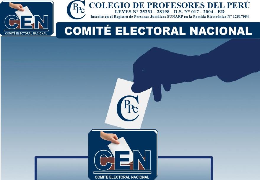 Reajuste del Cronograma Electoral 2017