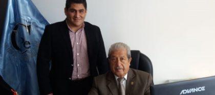 Firma de Convenio de Cooperación Institucional entre el CPPe y CREDESI.