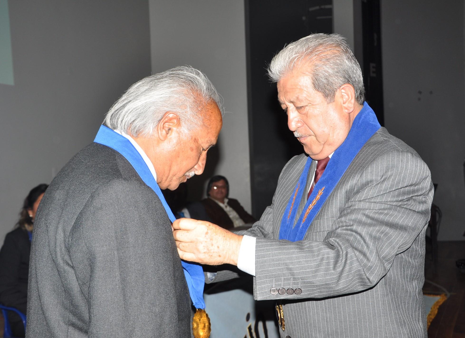 CONVOCATORIA A CONCURSO DE MEDALLA DE HONOR DEL CPPe 2018