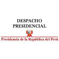 Carta del Despacho Presidencial dirigida al Decano Nacional del CPPe, Mg. Gilberto Meza