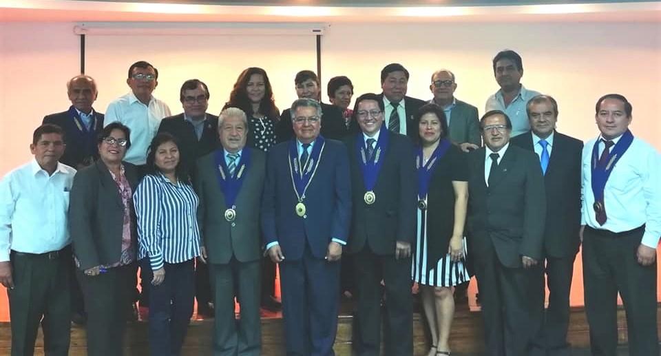 SESIÓN ORDINARIA DEL CONSEJO NACIONAL DEL CPPe – Noviembre 2018