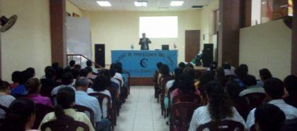 Seminario Pedagógico 2019 del CPPe.