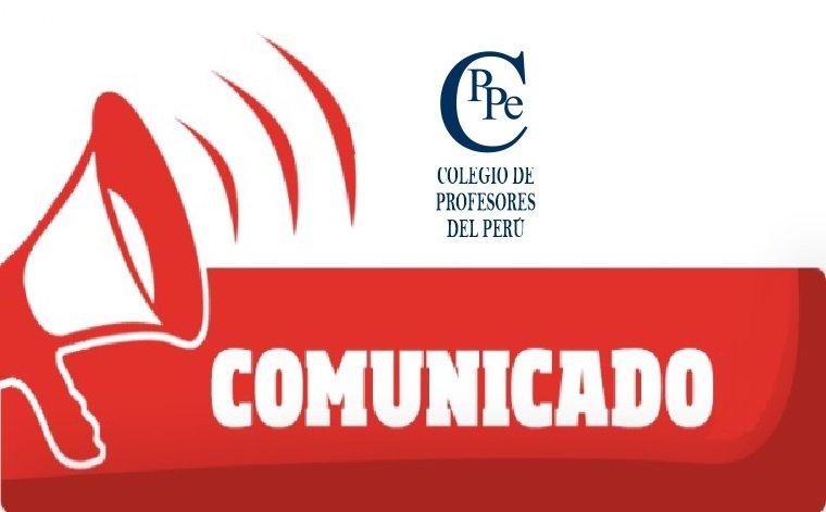 COMUNICADO CPPe – Distinciones y Condecoraciones son gratuitas.