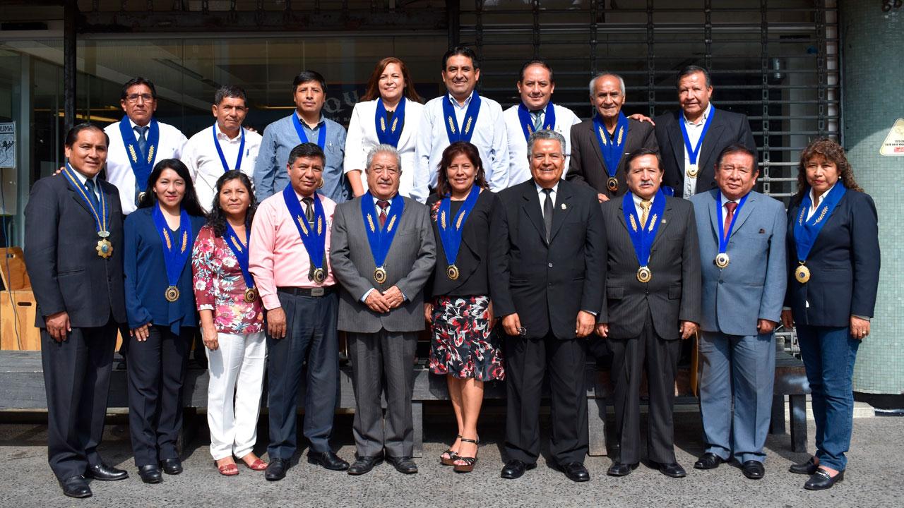 Exitoso Consejo Nacional del CPPe