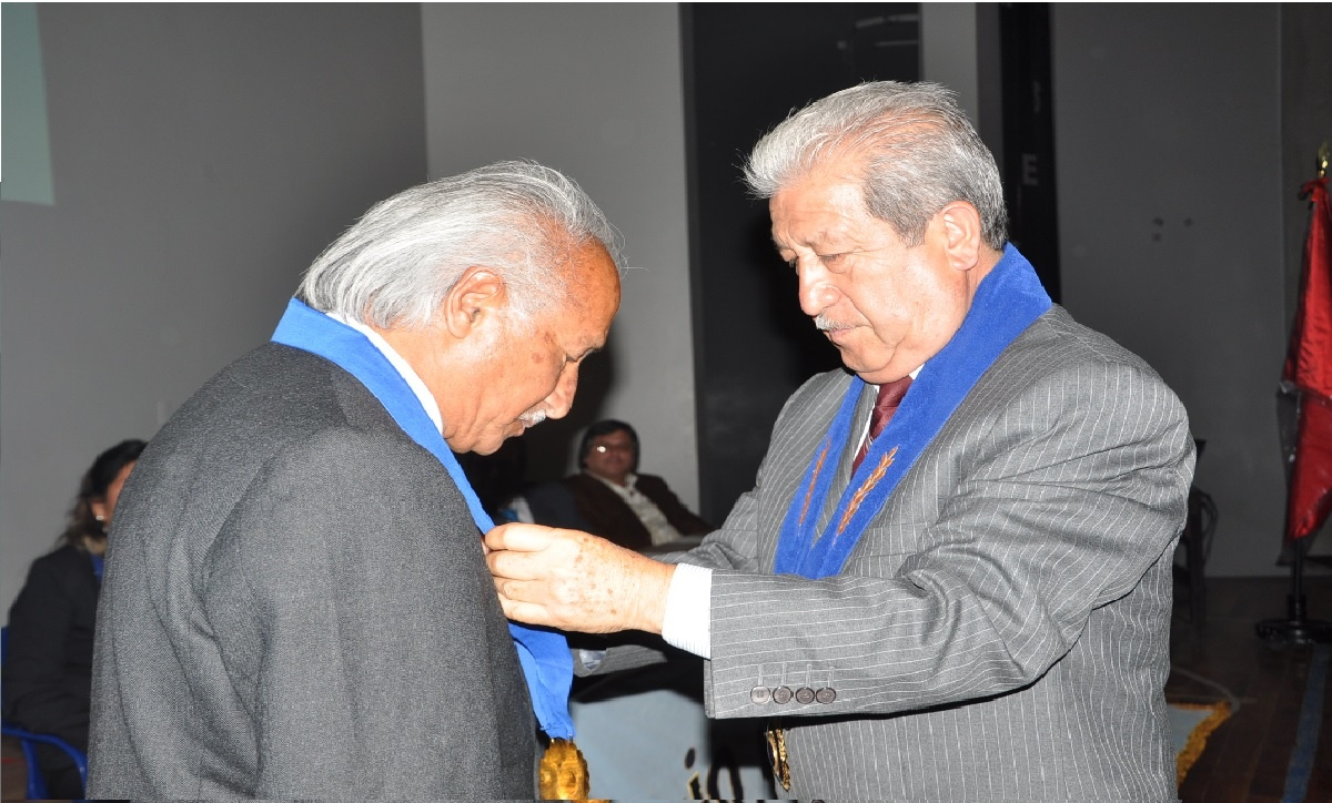 Convocatoria a Concurso de Medalla de Honor 2019