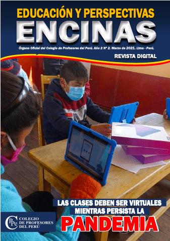 Revista Pedagógica: Educación y perspectivas ENCINAS | Edición 02
