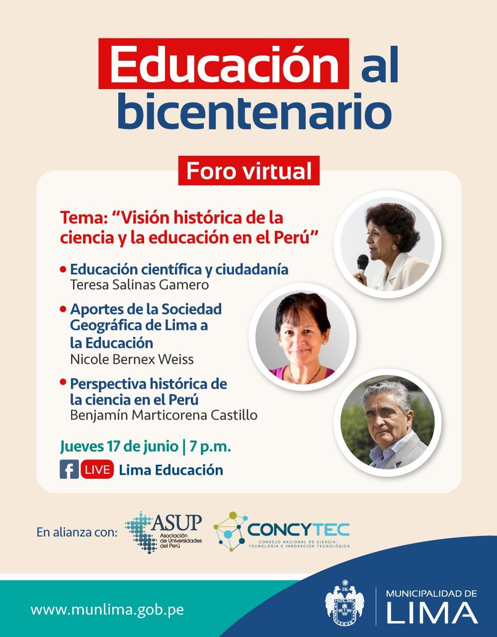 Educación al Bicentenario